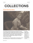 Xavier University Library Collections Newsletter Volume 1 Issue 2 by Nancy Hampton