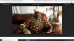 Interview wtih The Witch Doctor, Medicine Man, Black Hawk Voodoo Chief, Divine Prince Ty Emmecca. by Kim Vaz-Deville and Lexcie Thomas